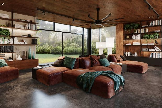Wielozadaniowy dom pod Warszawą zaprojektowany przez KANDO ARCHITECTS jest dowodem na to, że doskonała funkcjonalność, niesztampowe rozwiązania i minimalistyczny design razem tworzą idealną całość.