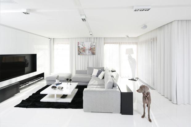 Jak urządzić nowoczesny salon? Zobaczcie pomysły z polskich domów i mieszkań. Wszystkie salony są świetne!