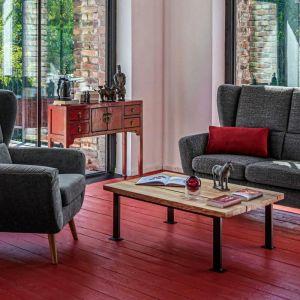 Sofa do salonu z kolekcji Forli dostępna w ofercie firmy Gala Collezione. Fot. Gala Collezione