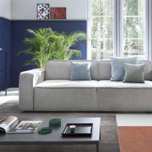 Sofa do salonu z kolekcji Modo dostępna w ofercie firmy Sweet Sit. Fot. Sweet Sit