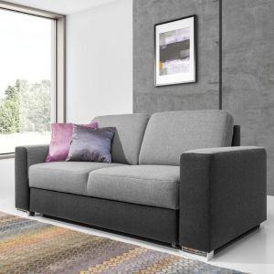 Sofa do salonu Chantal dostępna w ofercie firmy Stagra Meble. Cena: ok. 2.500 zł. Fot. Stagra Meble