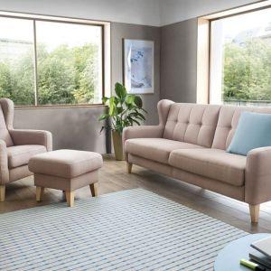 Sofa Arno to efekt inspiracji projektantów stylem skandynawskim i angielskim. Cena: od 2189 zł. Producent: Sweet Sit