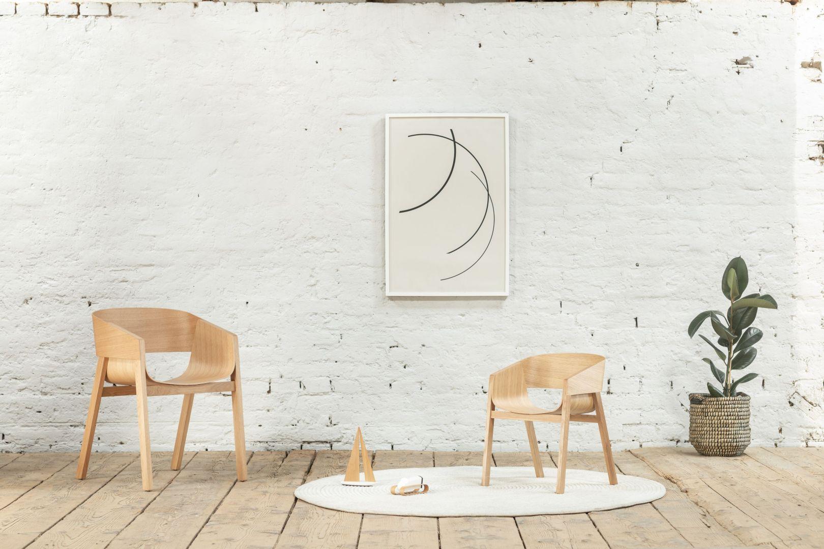 Fotel Merano trafił do sprzedaży 10 lat temu. Z tej okazji marka Ton wyprodukowała limitowaną edycję 30 sztuk w zmniejszonej wersji. Fot. Ton