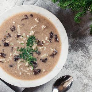 Zupa grzybowa. Fot. Knorr