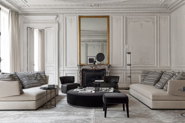 Jak zbudować stylowy charakter wnętrza? Podstawę stanowi odpowiednio dobrany zestaw wypoczynkowy.