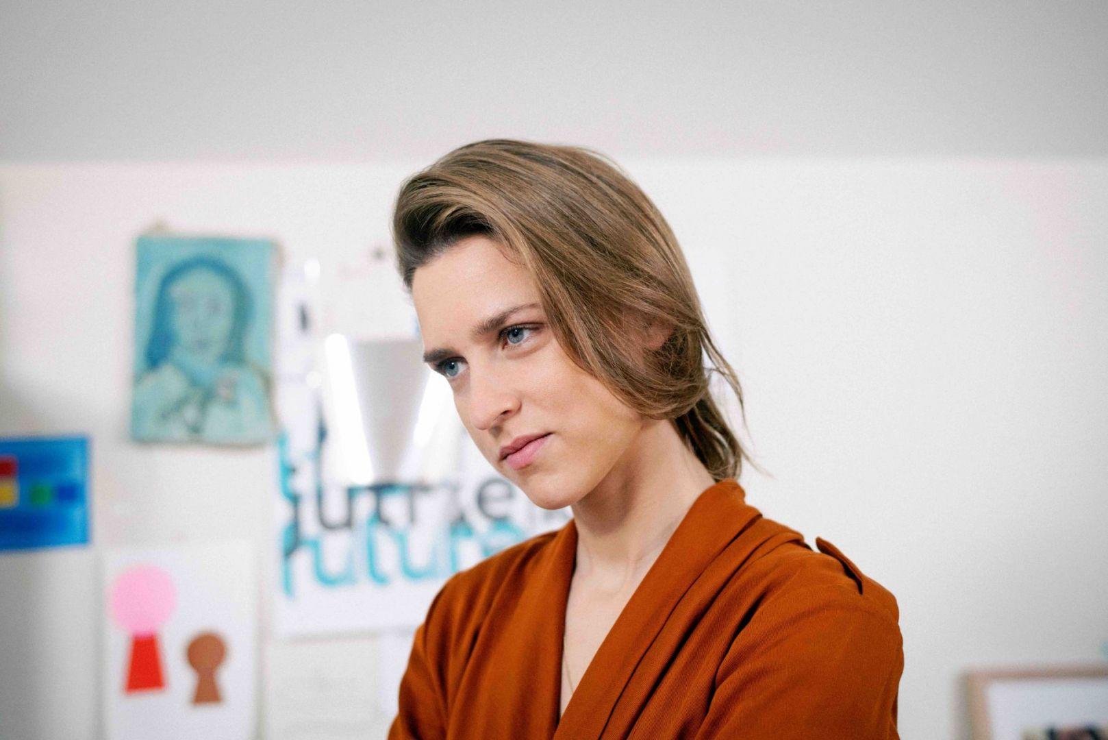 Maria Jeglińska-Adamczewska. Fot. Kasia Bobula