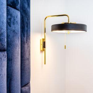 Stylowe oświetlenie może być zarazem funkcjonalne i dekoracyjne. Fot. Moovin Interiors