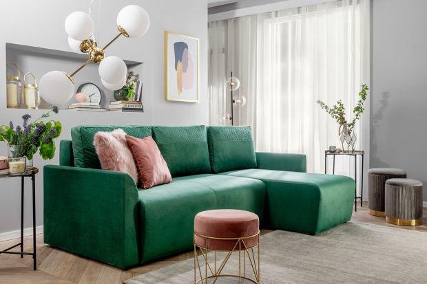 Masz mało miejsca na kanapę w salonie? Nie martw się, producenci mebli mają w swojej ofercie sporo pomysłów dla posiadaczy niewielkich salonów.Pokazujemy kilkaciekawych kolekcji mebli!