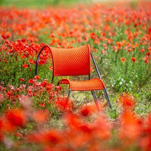 Kolekcja krzeseł ogrodowych The Modou, to dzieło mistrza światowego designu Rona Arada. Dystrybutor: Aquina