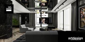Designerski projekt salonu