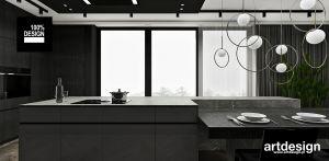 Nowoczesny design w kuchni