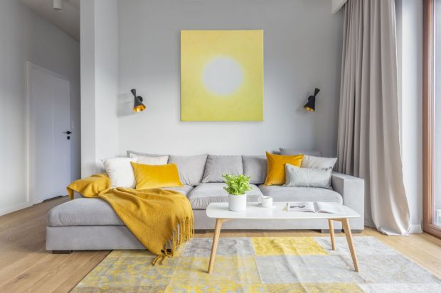 Dywan w salonie to świetny pomysł. Jaki wybrać? Zobaczcie kilka fajnych pomysłów na aranżację salonu z dywanem.