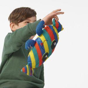 Fantastyczne pluszaki dla dzieci z kolekcji Sagoskatt. Fot. Ikea