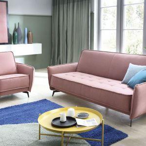 Różowa sofa Vigo z oferty marki Sweet Sit. Fot. Sweet Sit