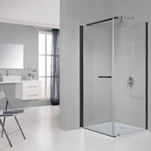 Kabina narożna KNDJ/PRIII, konstrukcja to kabina prysznicowa z drzwiami skrzydłowymi wykonana z 6mm szkła hartowanego. Cena: 2 783,49 zł. Producent: Sanplast