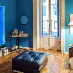 W ofercie marki Luxrad znajdziemy również lustrzane podświetlane grzejniki takie jak model Portal, będące przysłowiową kropką nad i we wnętrzach w stylu nowojorskim czy glamour. Fot. Luxrad