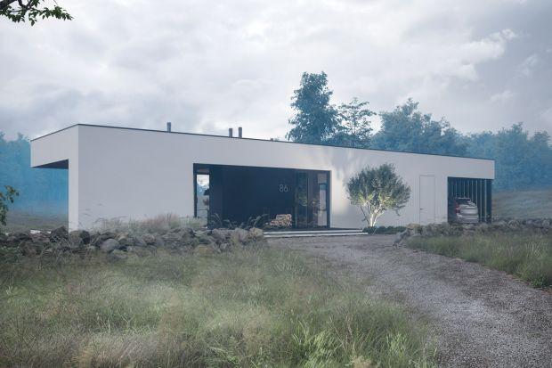 Ten niezwykle uroczy dom, pełen nowoczesnych rozwiązań, ma powierzchnię niespełna 43 metrów kwadratowych. Jest jednak bardzo wygodny. Doskonale zaplanowano tu bowiemwszystkie pomieszczenia.