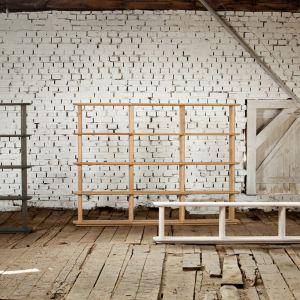 Regał z kolekcji TUO. Fot. Studio Rygalik