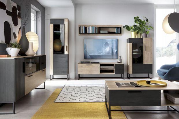 Jaką szafkę pod telewizor wybrać? Zobaczcie, co oferują producenci mebli.