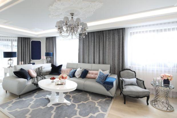 Salon w stylu klasycznym to synonim ponadczasowej elegancji. Podpowiadamy jak go urządzić.