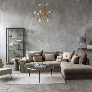 Lampy z kolekcji Mineral Elegance. Fot. Miloo Home
