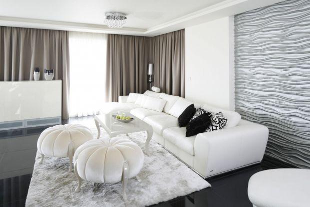Jak urządzić stylowy salon z nuta elegancji i elementów glamour? Zobaczcie kilka fajnych pomysłów na ciekawe aranżacje salonów.