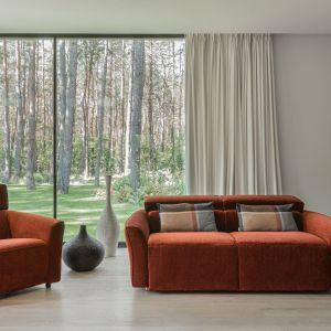 Fotel i sofa z kolekcji Nola marki Gala Collezione
