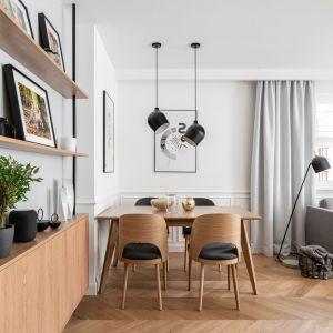 66-metrowe mieszkanie dla czteroosobowej rodziny. Projekt: Anna Maria Sokołowska, Katarzyna Nowak, pracownia Anna Maria Sokołowska Architektura Wnętrz. Zdjęcia: Fotomohito