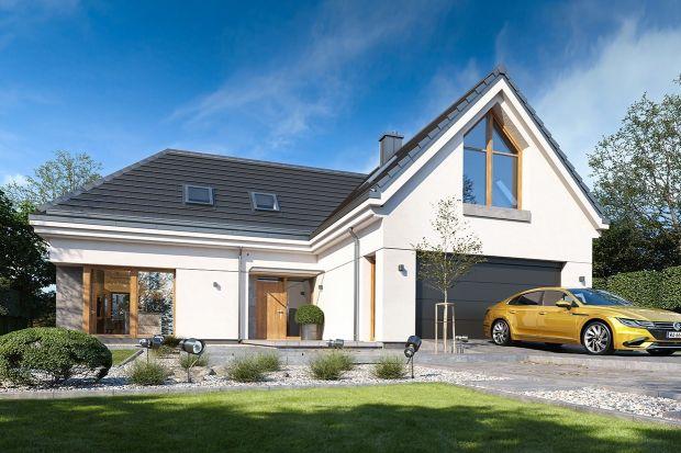 Tooryginalny, komfortowy dom jednorodzinnyw nowoczesnym stylu, zwieloma fajnymidetalami architektonicznymi. Skrywa także wygodne wnętrze. Idealnydla rodziny!<br /><br />