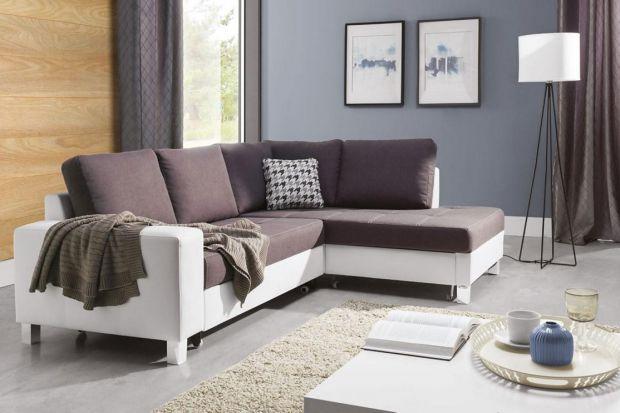 W mały mieszkaniu w bloku doskonale sprawdzi się nieduża sofa z funkcją spania. Jaki modele wybrać? Zobaczcie kilka fajnych, małych sof w modnych kolorach, które dostępne są w polskich sklepach.