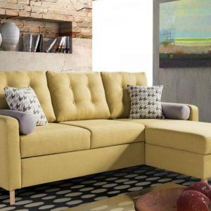 Sofa z kolekcji Bosco dostępna w ofercie firmy Caya Desig. Fot. Caya Design
