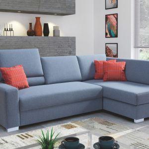 Sofa z kolekcji Lugo dostępna w ofercie firmy PWM. Fot. PWM
