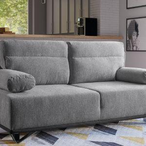 Sofa do salonu dostępna w kolekcji Chester dostępna w ofercie firmy Libro. Fot. Libro