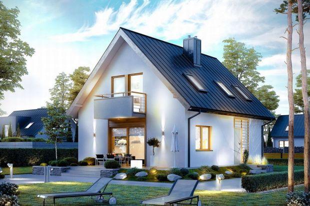 Domy z użytkowym poddaszem to często wybierane projekty domów w Polsce. Zobaczcie nasze propozycje takich domów o niskich kosztach budowy i utrzymania.