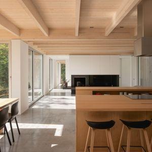 Projekt: Natalie Dionne Architecture. Zdjęcia: Raphaël Thibodeau
