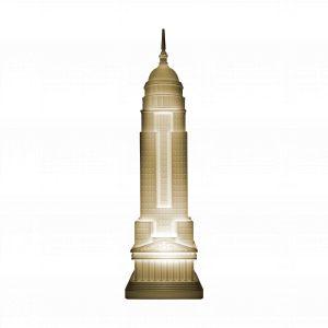 Empire - lampa, która zaprojektował duet ze Studia Job. Fot. Qeeboo