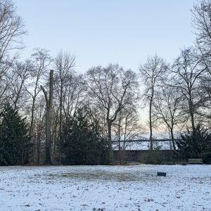 W zimowych miesiącach nie musimy myśleć o koszeniu albo nawożeniu trawnika, ponieważ te zabiegi można wykonywać wyłącznie przed nadejściem pierwszych mrozów, czyli najpóźniej do końca listopada. Fot. STIHL