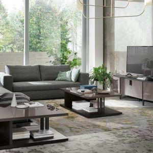 Sofa do salonu z kolekcji Olimpia Masterpiece dostępna w ofercie firmy Kler. Fot. Kler