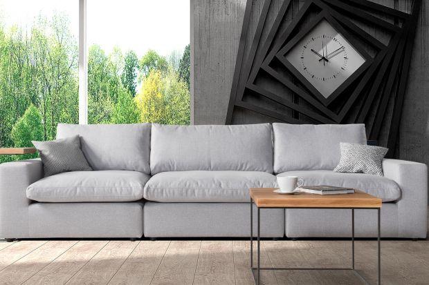Jaką sofę wybrać do nowoczesnego salonu? W szarym czy w niebieskim kolorze? Lepszy będzie narożnik czy dwuosobowa kanapa?W naszym przeglądzie znajdziecie fajne kolekcje sof do nowoczesnych salonów.