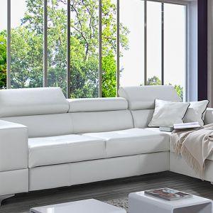 Narożnik do salonu z kolekcji Joop dostępny w ofercie firmy Caya Design. Fot. Caya Design