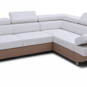 Sofa wyposażona jest w systemy regulowanych zagłówków i podłokietników. Fot. Caya Design