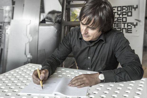 Oskar Zięta: Chciałbym, aby moje projekty poleciały kiedyś w kosmos