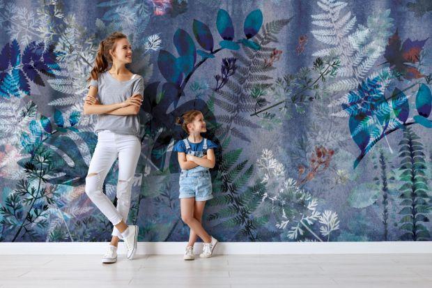 Sposobów na dekorację ściany w salonie jest wiele. Jednym z najbardziej widowiskowych są na pewno tapety. Zobaczcie 12 najpiękniejszych tapet świetnej polskiej marki!