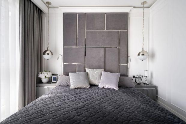 Jakwykończyć ścianę za łóżkiem w sypialni? Jakie materiał wybrać? Który kolor będzie najlepszy? Podpowiadamy! Zobaczcie sypialnie z pięknie wykończonymiścianami za łóżkiem.