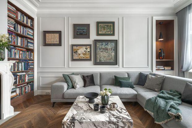 Jak pięknie, modnie i z pomysłem wykończyć ściany w salonie?Zobaczcie nasze propozycje do małych i dużych wnętrz.