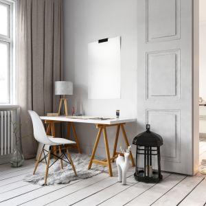 W północnych pokojach dostęp do światła dziennego jest ograniczony, co istotnie obniża komfort ich użytkowania. Fot. Saint-Gobain
