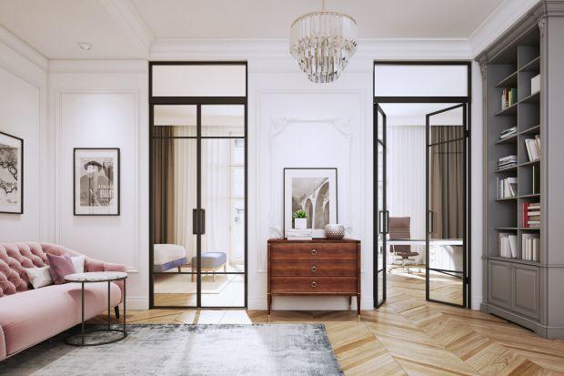 Niewiele jest elementów wnętrza, które potrafią diametralnie zmienić charakter pomieszczenia albo w mig nadać mu pożądany styl. Tymczasem szklane witryny podzielone regularnie czarnymi szprosami nieodmiennie budzą skojarzenia ze stylem industrial