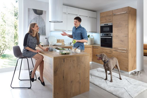 Jakie meble wybrać kuchni? W białym kolorze czy drewniane? Z jasnym czy z ciemnym blatem? W macie czy w połysku? Zobaczcie fajne pomysły na modne meble do kuchni.