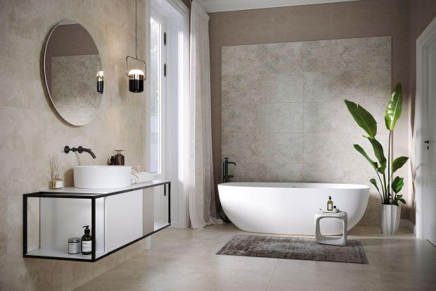 Płytki ścienne w nowym formacie 40x120 cm idealnie sprawdzą się w łazience. Kolekcje wyróżnia oryginalne wzornictwo łączące efektowne grafiki i głębokie struktury oraz zaskakująca interpretacja klasycznych materiałów.