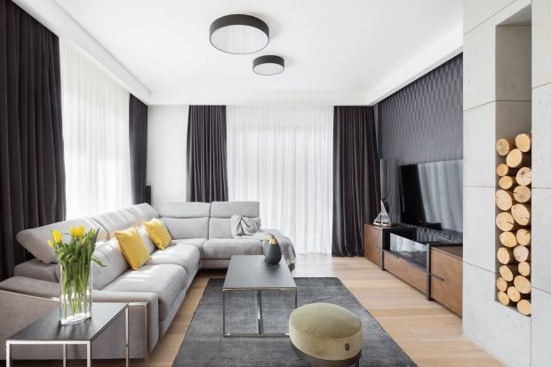 Chcesz odmienić wystrój swojego salonu? Szukasz pomysłu na nowoczesne, jasne i modne wnętrze? Zobacz nasze aranżacje salonu, którymi warto się zainspirować!